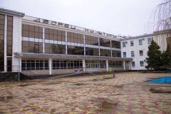 Площадь перед ДК