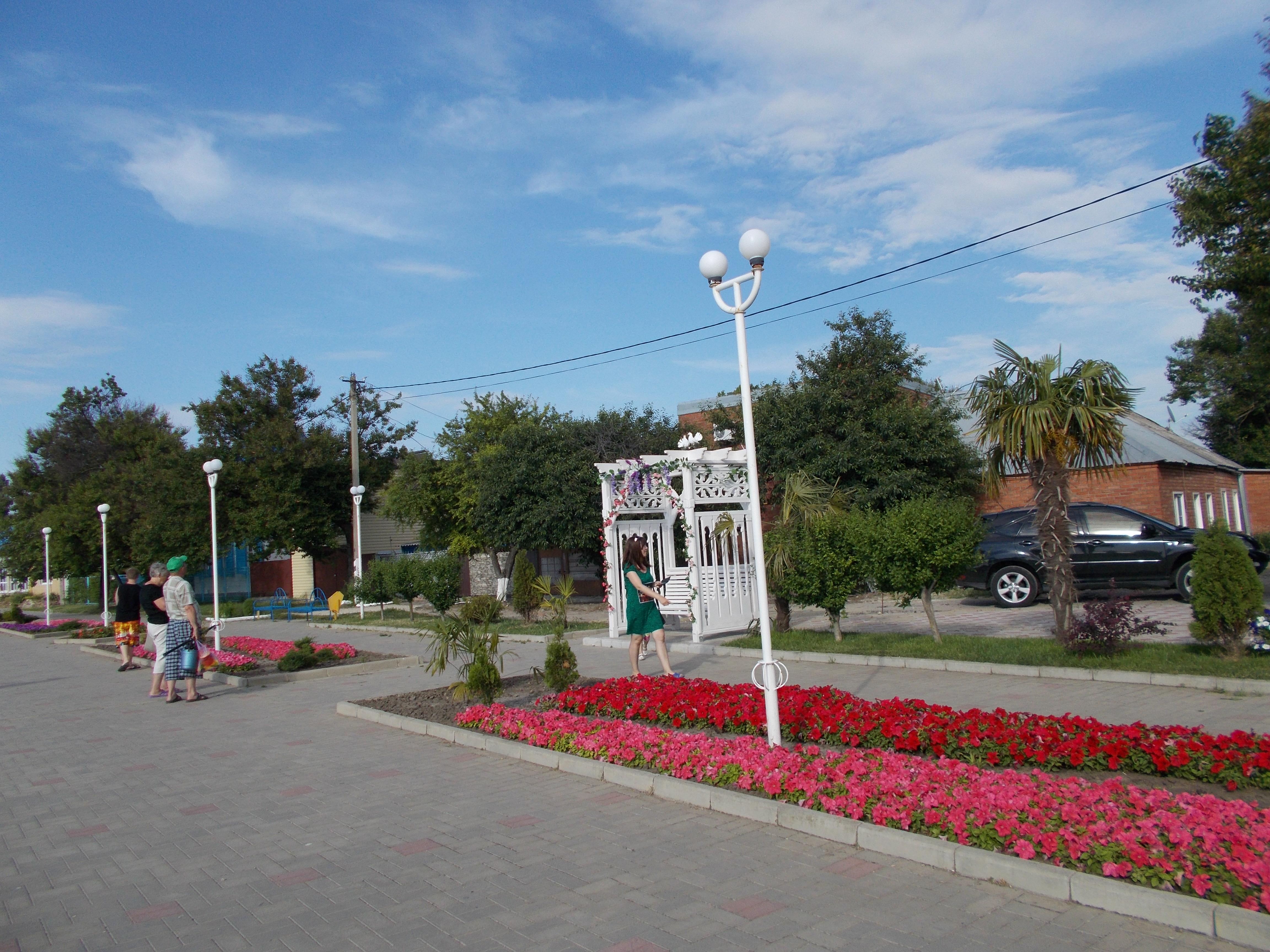 Город приморско-ахтарск в картинках