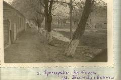 ул. Тамаровского