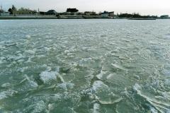 Лёд Азовского моря